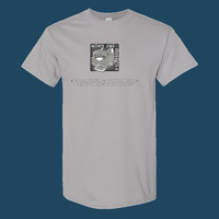 ALLEY CAT 20th ANNIVERSARY shirt (design by Ron)